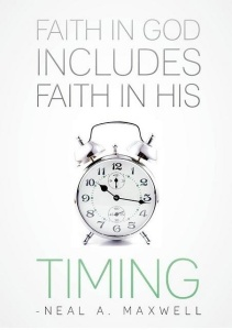 Faith-and-Timing